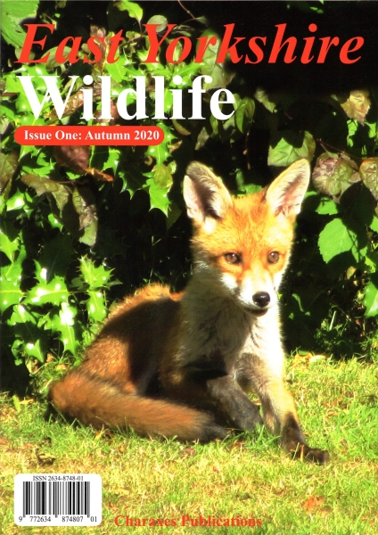 Cover East Yorkshire Wildlife ISSN 2634 8748 01 002